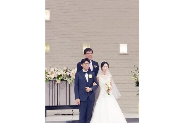 무주반디별천문과학관 박제훈 선생님 결혼식_협회장님과 함…